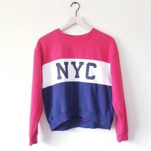 Freeze NYC Crew Sweatshirt
